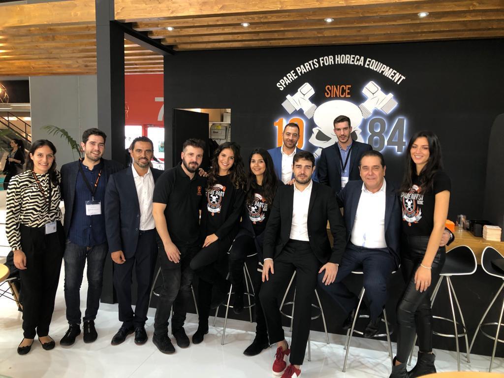 EUNASA TEAM HOST - ¡Gracia por visitarnos en HOST Milano 2019!