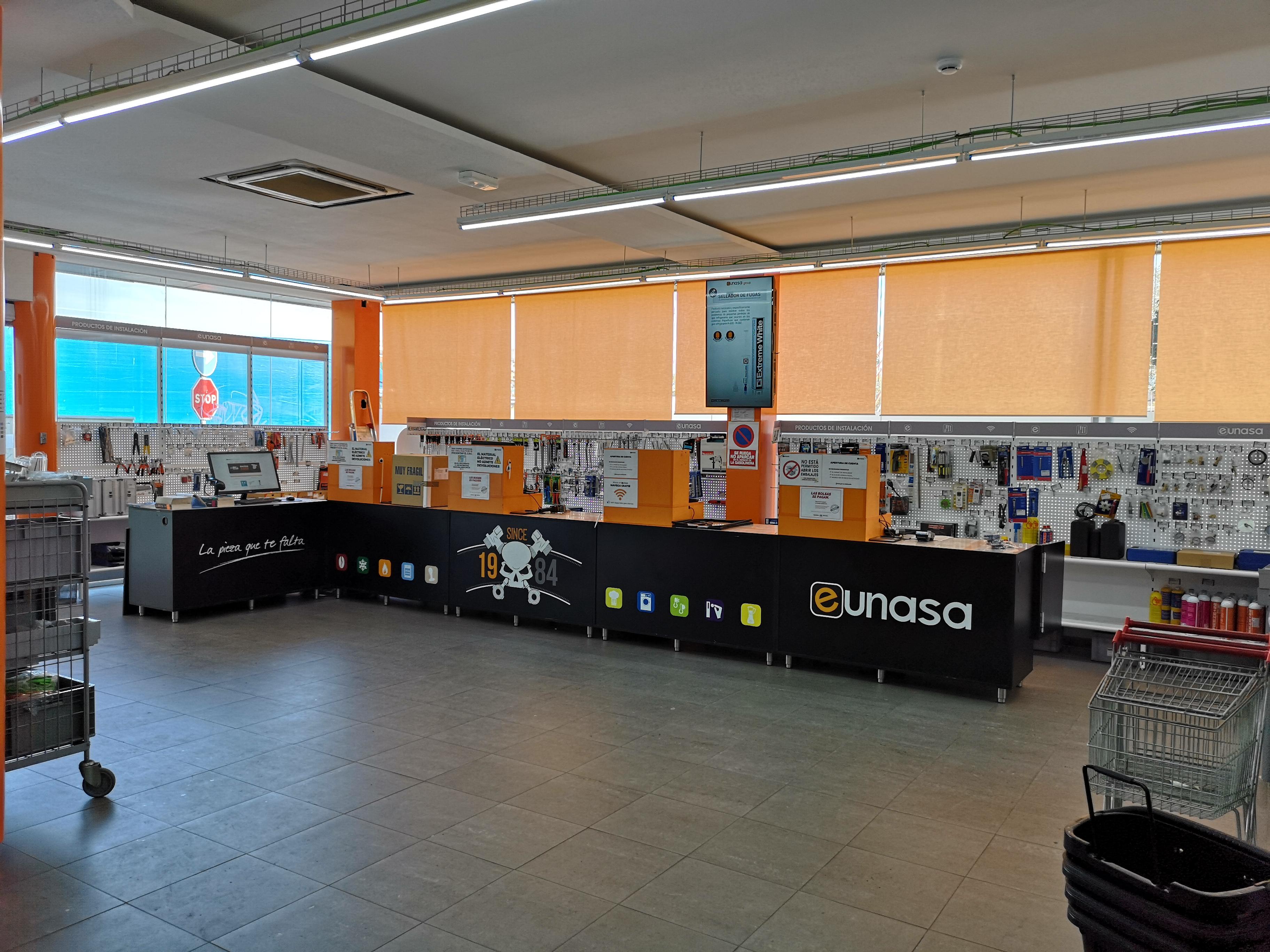 IMAGE NEWS AMPLIACIÓN 3 - Ampliación de tienda Barcelona y almacén regulador
